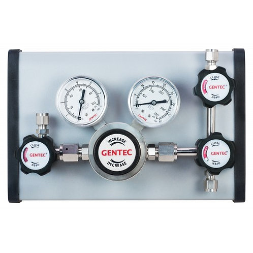 Gentec P32 Single-Bank Gas Control Panel