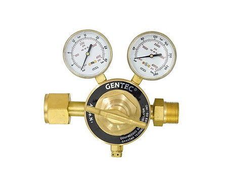 Gentec CO2 Electrical Heated Regulator