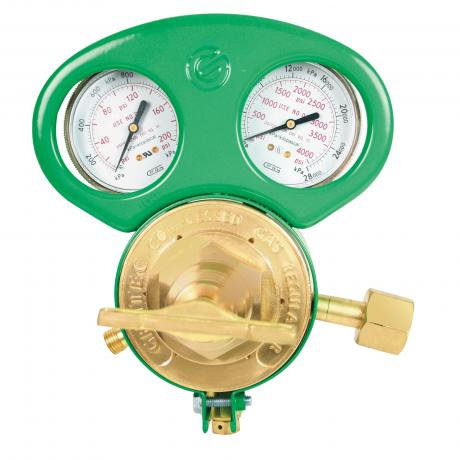 Gentec Heavy Duty 2 Stage Oxygen Regulator