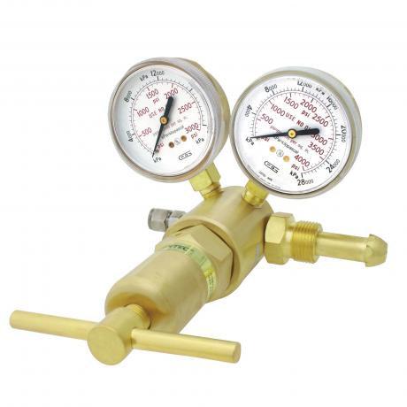 Gentec High Pressure Nitrogen Regulator
