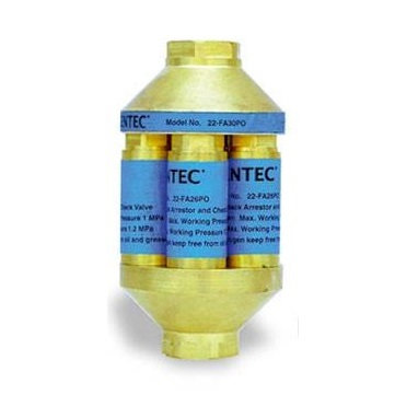Gentec Flashback Arrestor (For Piping)