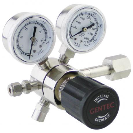 Gentec R21 5P Stainless Steel Regulator