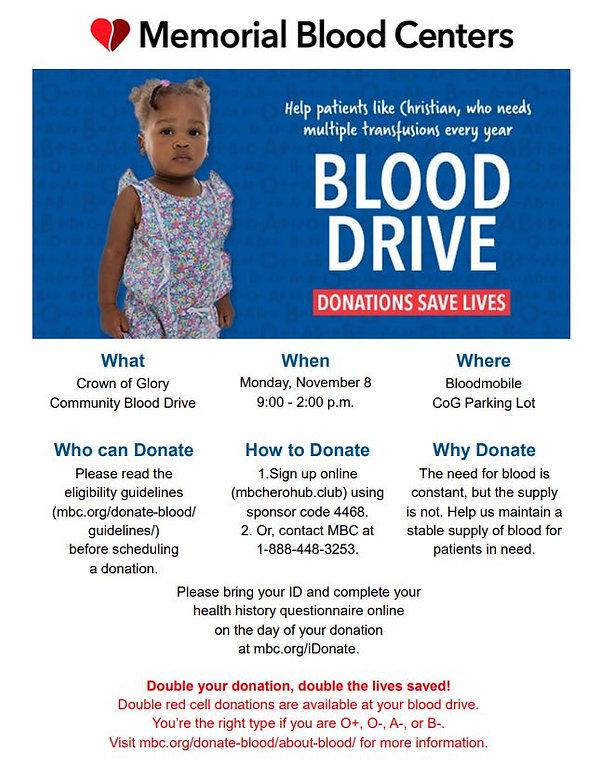 Blood Drive Flyer.JPG