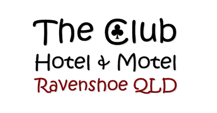 The Club Hotel & Pub, Ravenshoe, Far North Queensland, Australia 4888