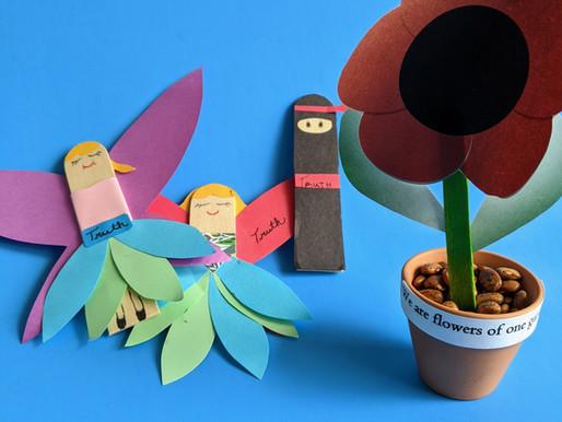 Simple, Sweet Flower & Fairy Crafts
