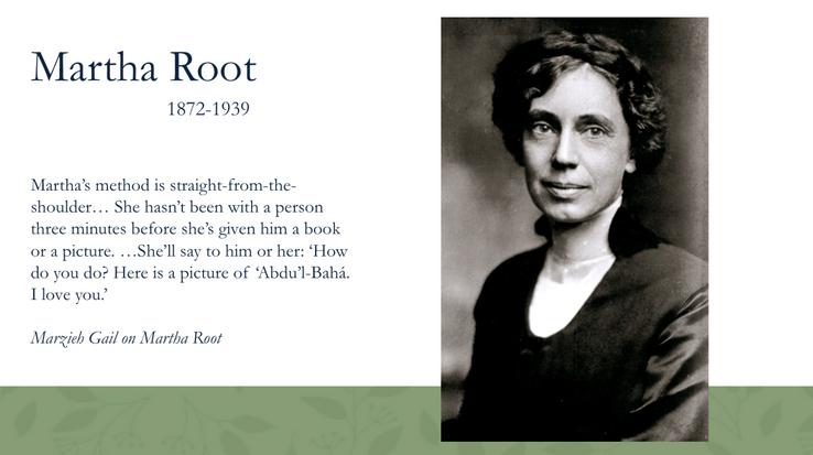 Martha Root