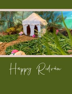 Happy Ridvan