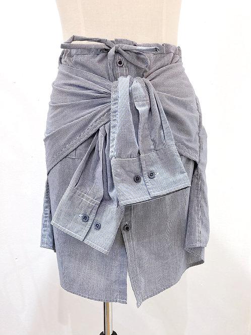 Drawstring Shirt / Skirt