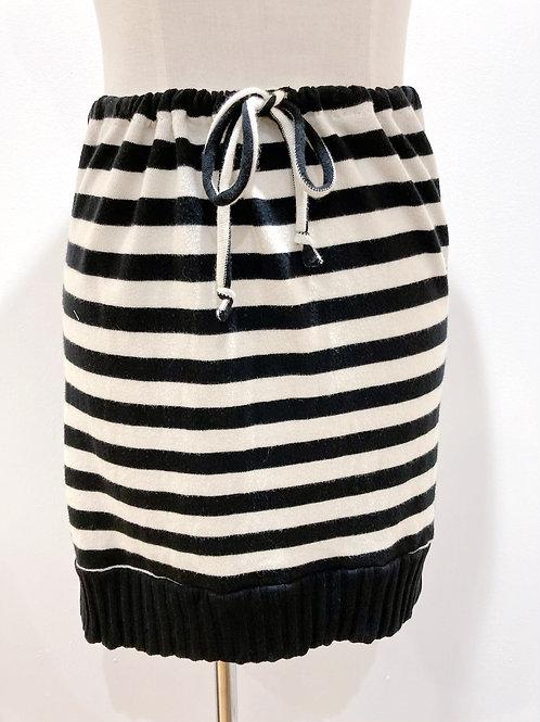 Drawstring Jumper Skirt