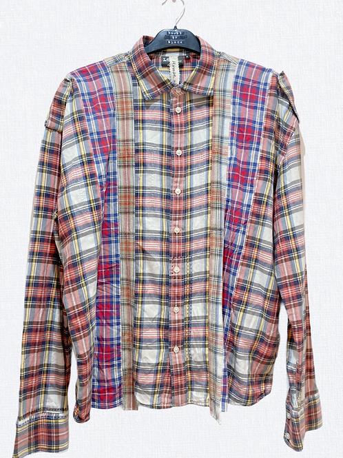 Frankenstein Flannel Shirt
