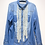 "Thumbnail: Frayed Denim ""Tuxedo"" Shirt"