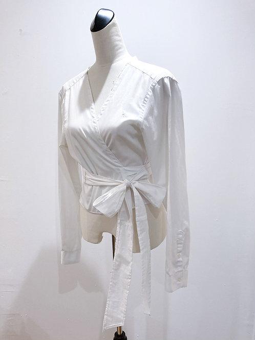 Reworked Wrap Shirt