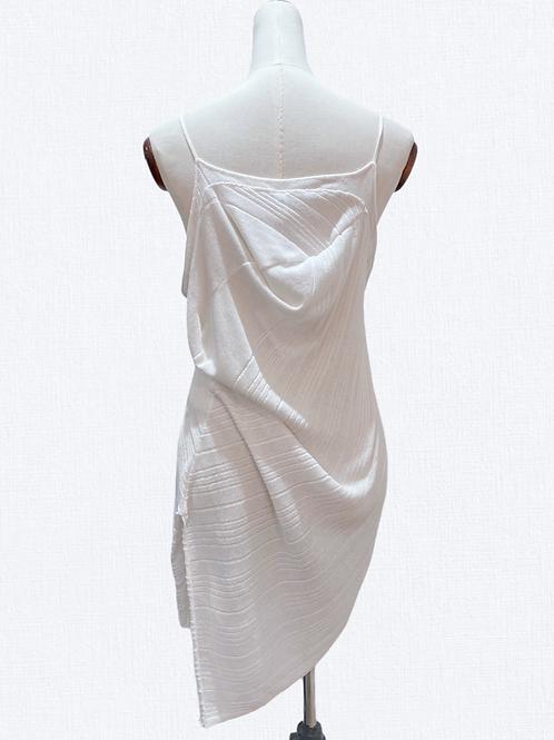 Draped Knit Dress/Top
