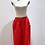 Thumbnail: Red Beaded Culottes