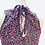 Thumbnail: Spliced Floral Maxi Dress