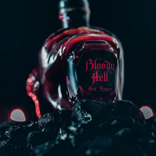Bloody Hell Hot Sauce Original