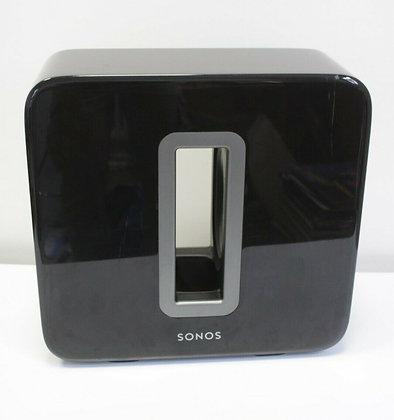 Sonos Sub Black Gloss