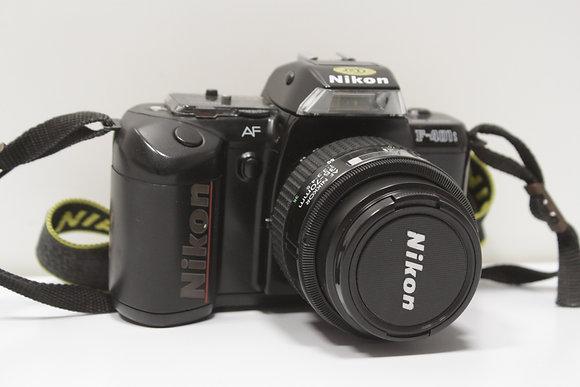 Nikon F401s + 35-70mm