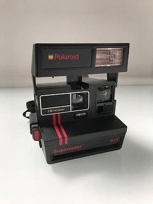 Polaroid Supercolor 645
