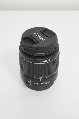 Obiettivo Canon ESF 18:55 mm