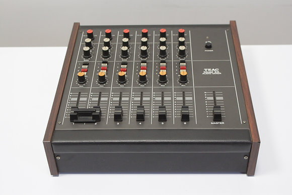 Teac Model 2A Mixer + Teac MB 20 Meter