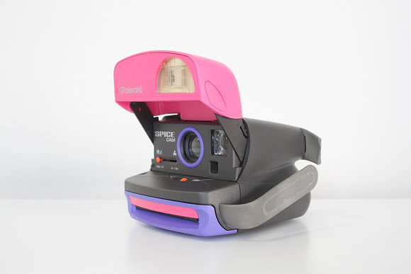 Polaroid 600 Spice Girls