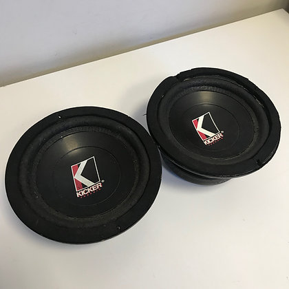 Woofer Kicker Free Air 6.5 C
