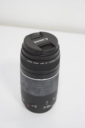 Obiettivo Canon 75:300mm