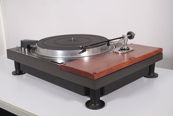 Technics SL-110 + Infinity Black Widow Tonearm + Ortofon