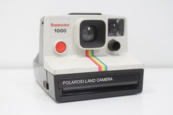 Polaroid Land Camera Supercolor 1000
