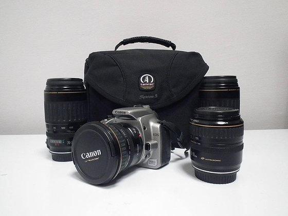 Canon Eos 350D + Corredo