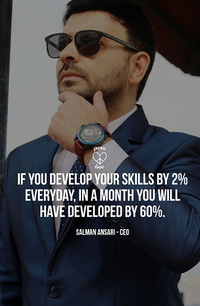 CEO Quotes - Salman Ansari