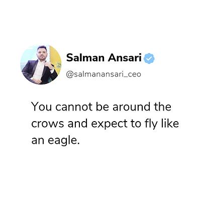 Salman Ansari CEO Quotes