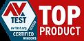 AV Test Certified