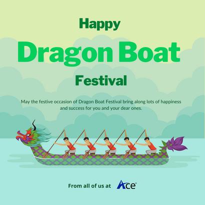 Happy Dragon Boat Festival!