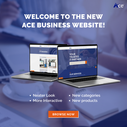 Ace Business Relaunch
