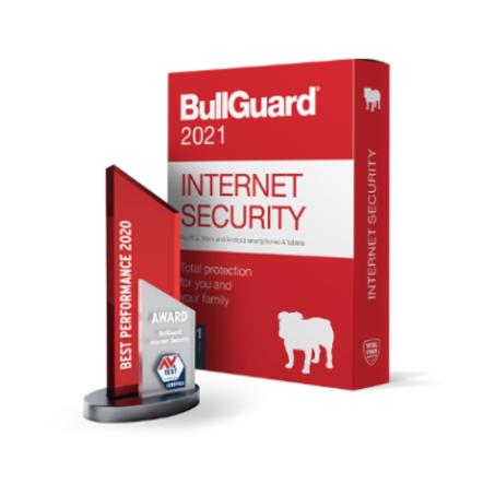 Bullguard Award