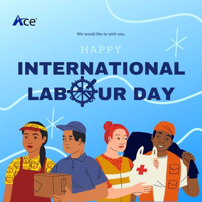 Happy International Labour Day!