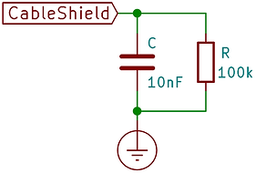 how to terminate a shielded cable