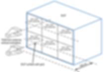 IEC 61000-4-39 test setup window grid
