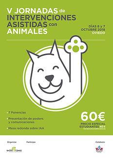 Jornadas de Intervenciones Asistidas con Animales