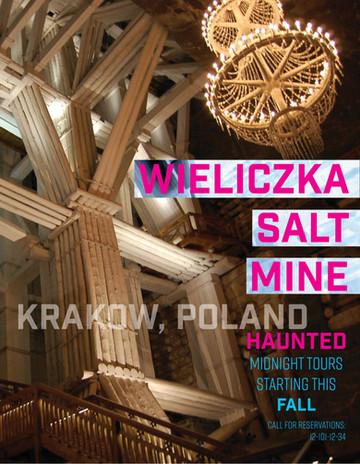 Wieliczka Salt Mine Ad