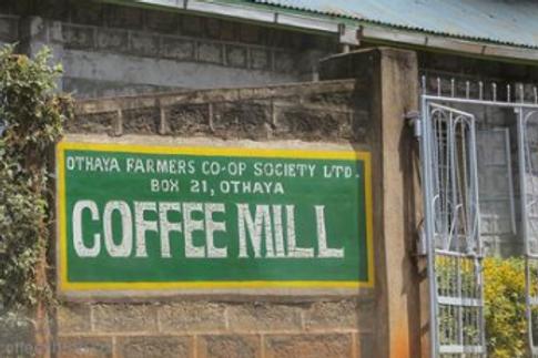 Kenya Othaya Mahiga