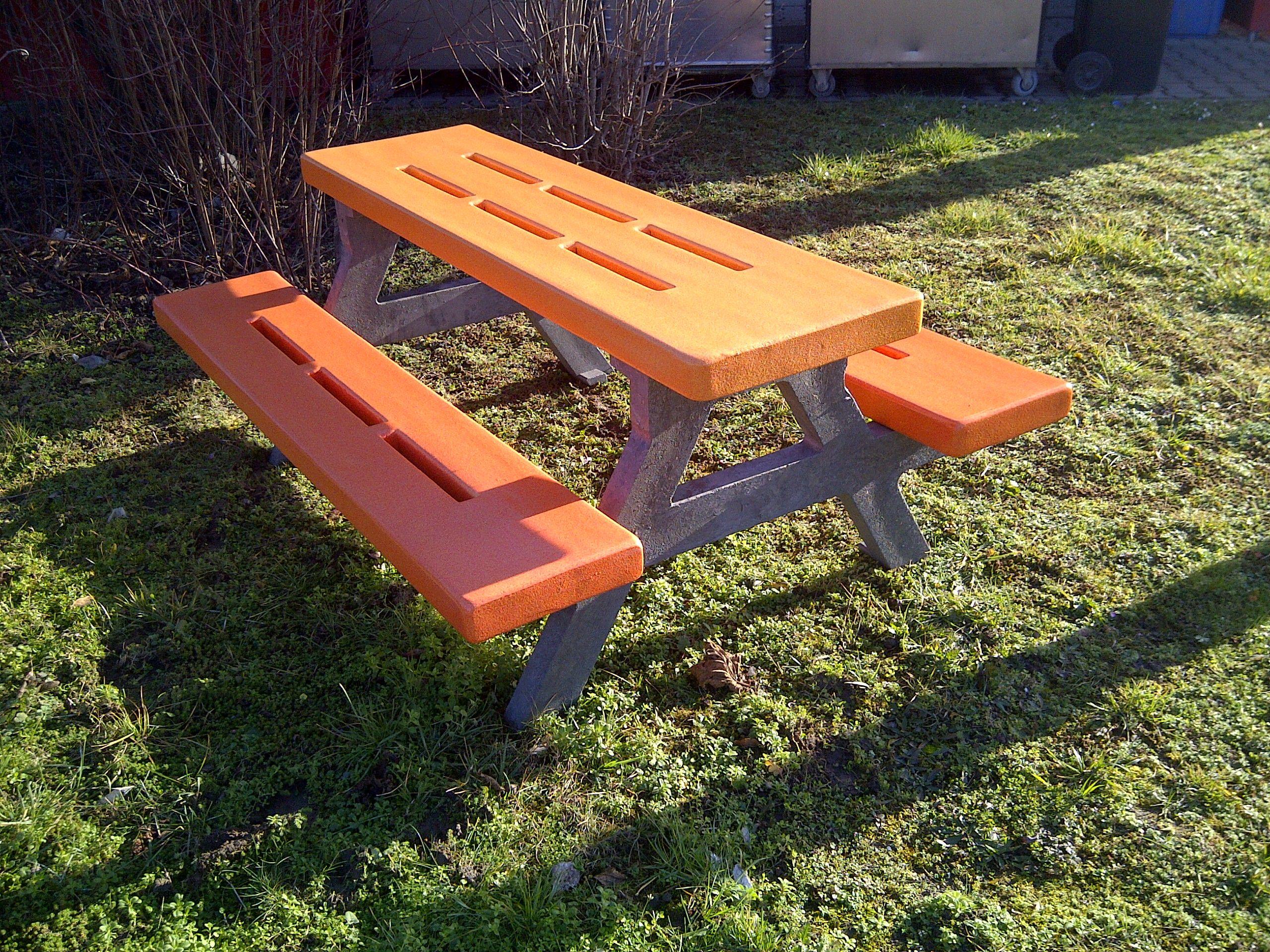 REKU Kinder-Tischbank WKOO 150 einfarbig