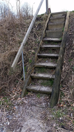 Böse Treppe (1)