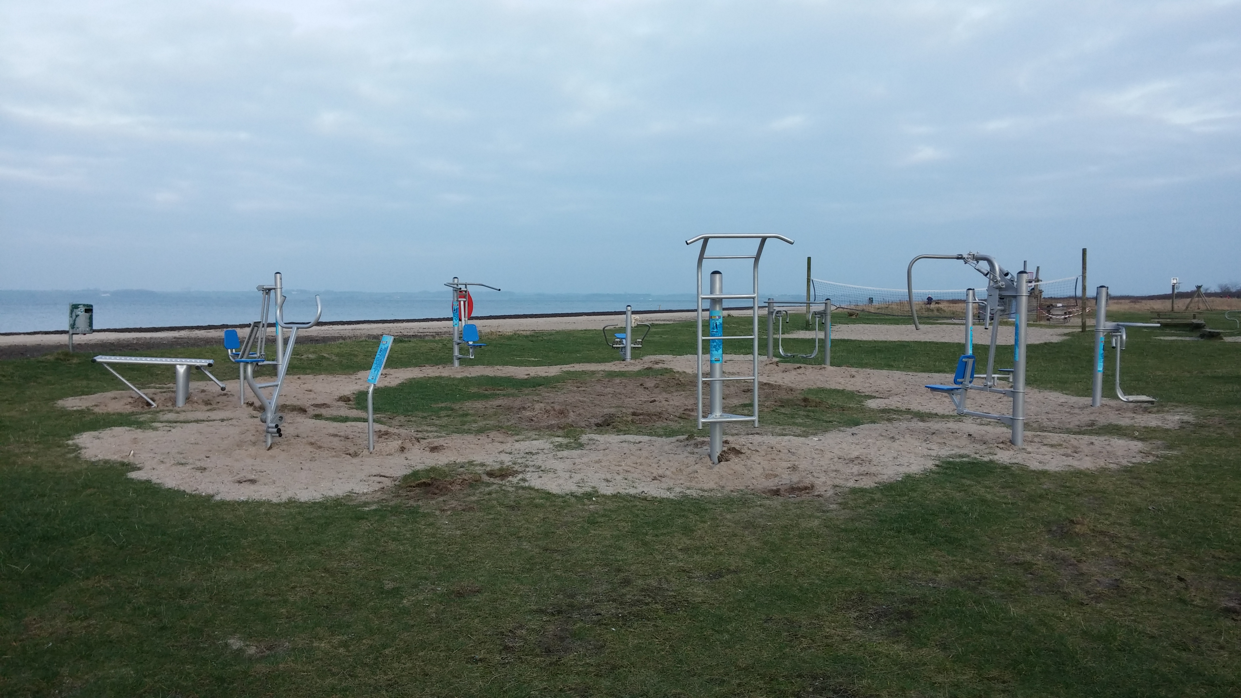 REKU Outdoor-Fitness pulverbeschichtet (2)