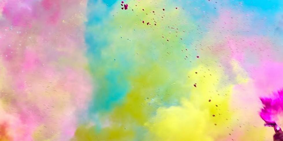 Colour Run Fundraising Event