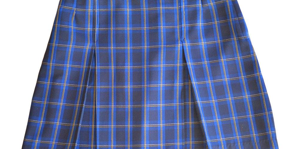 Check Senior Skirt