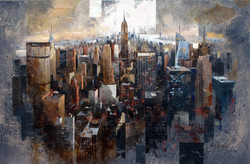 Manhattan 100x150 Cm