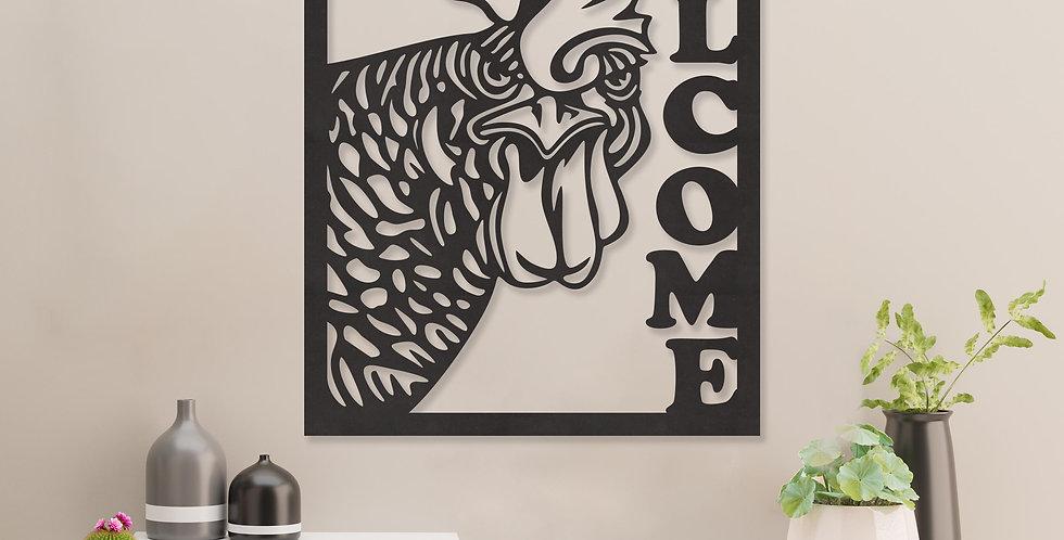 Welcome chicken